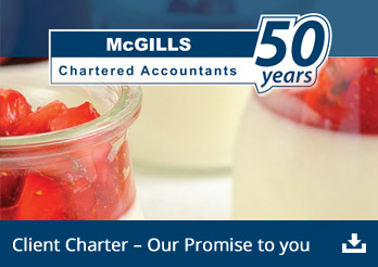 Client Charter - Our Promise to you