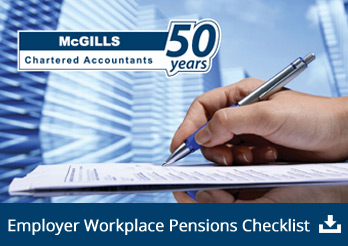 Employer Workplace Pensions Checklist 1