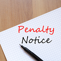 270,000 late penalty notices cancelled by the Revenue