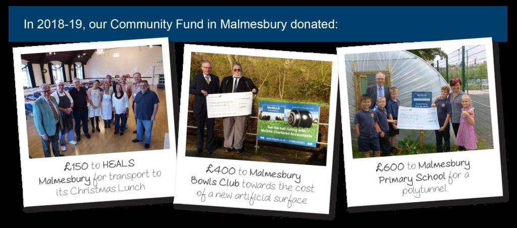 McGills Community Activity Fund